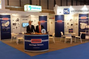 Motortec Madrid 2015