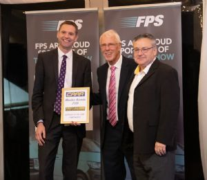 FIRST LINE LTD IS CAAR'S SUPPLIER OF THE YEAR