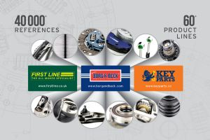 FIRST LINE LTD RANGE EXCEEDS 40,000 PARTS