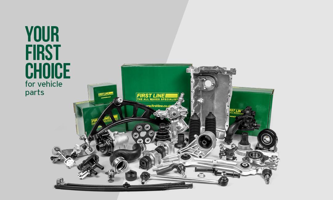 Automotive Aftermarket Parts Supplier First Line, parts for
